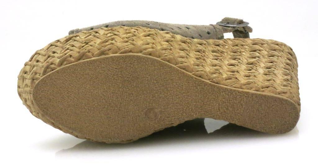 INNOCENT-BURRO-morbido-Sandali-Peep-Toe-Scarpe-di-cuoio-high-tacco-108-ad02
