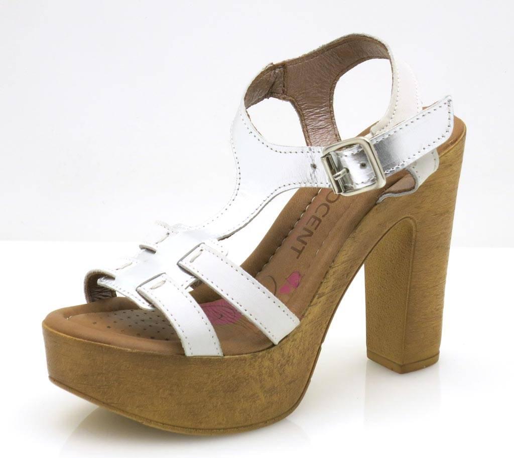 Innocent butterweiche Heel Sandalette Ledersandalette Lederschuhe High Heel butterweiche 190-SS02 786531