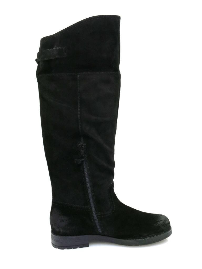 marc shoes damenstiefel lederstiefel stiefel leder schwarz. Black Bedroom Furniture Sets. Home Design Ideas