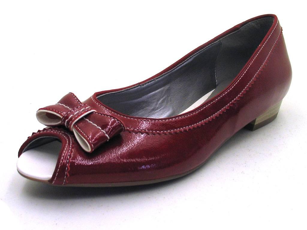 jenny by ara damenschuhe peep toe pumps ballerinas. Black Bedroom Furniture Sets. Home Design Ideas