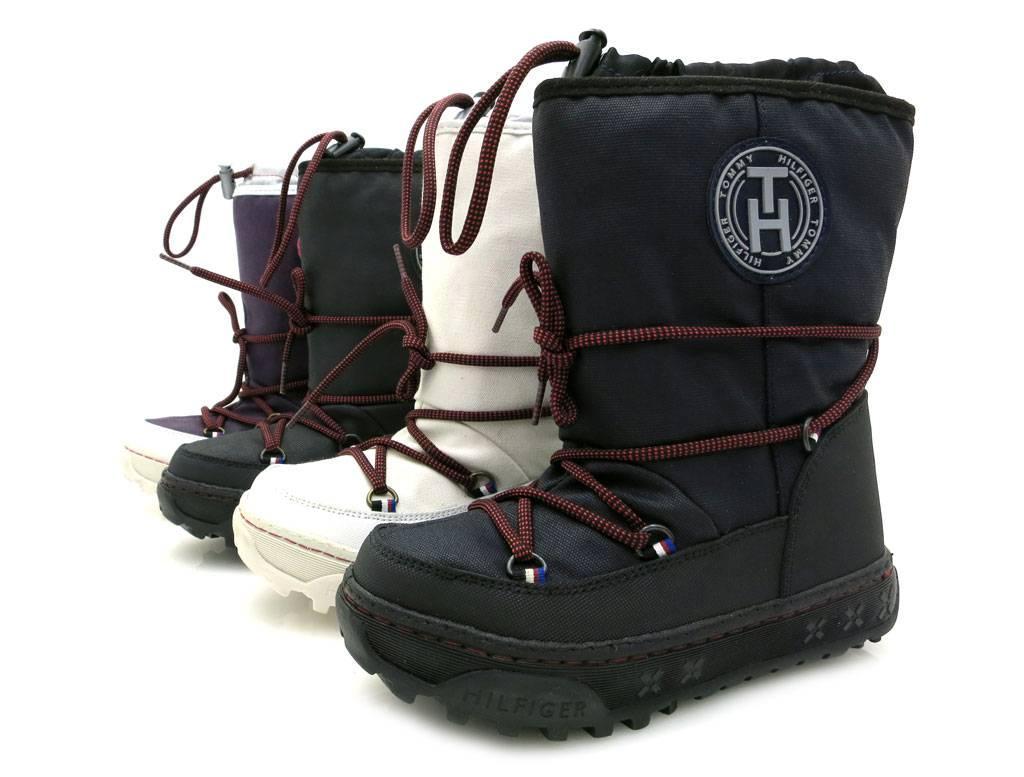 tommy hilfiger winter boots damen national sheriffs. Black Bedroom Furniture Sets. Home Design Ideas