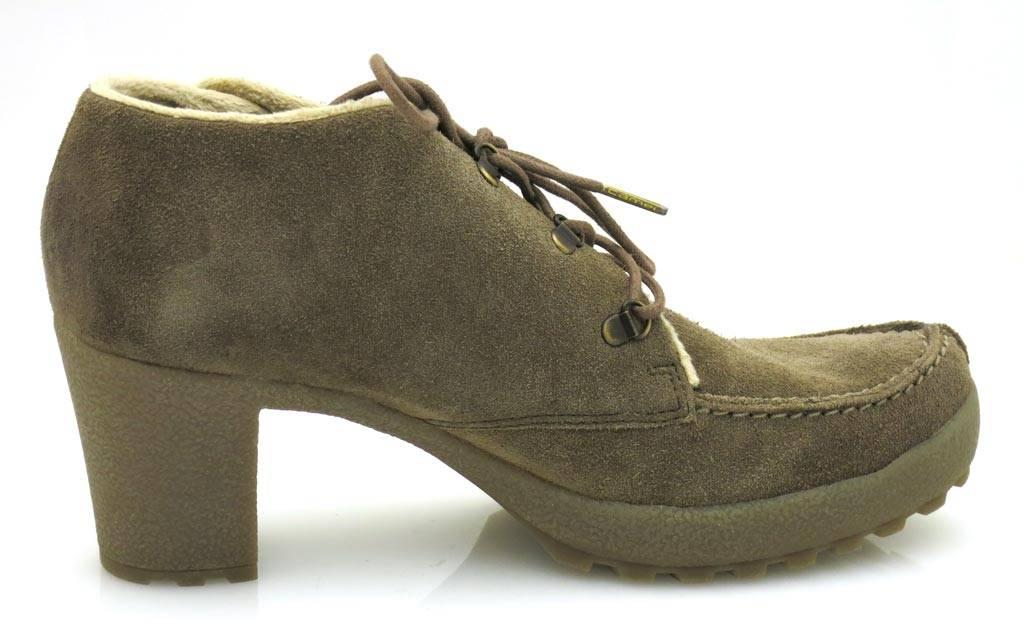 Camel PISA Stivali con lacci scarpe in pelle scamosciata donna donna donna 2 Coloreeei 5227 | Ideale economico  c7f88b