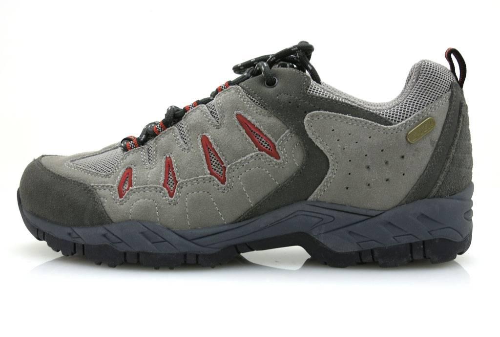 Lackner des rangers trekking Chaussures Chaussures Daim L-tex gris 6802