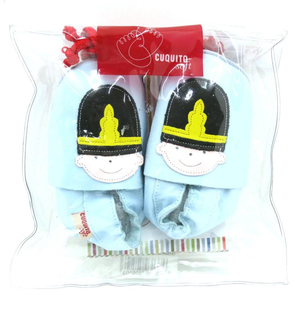 Cuquito soft Krabbelschuhe Lauflernschuhe Babyschuhe Lederpuschen Leder