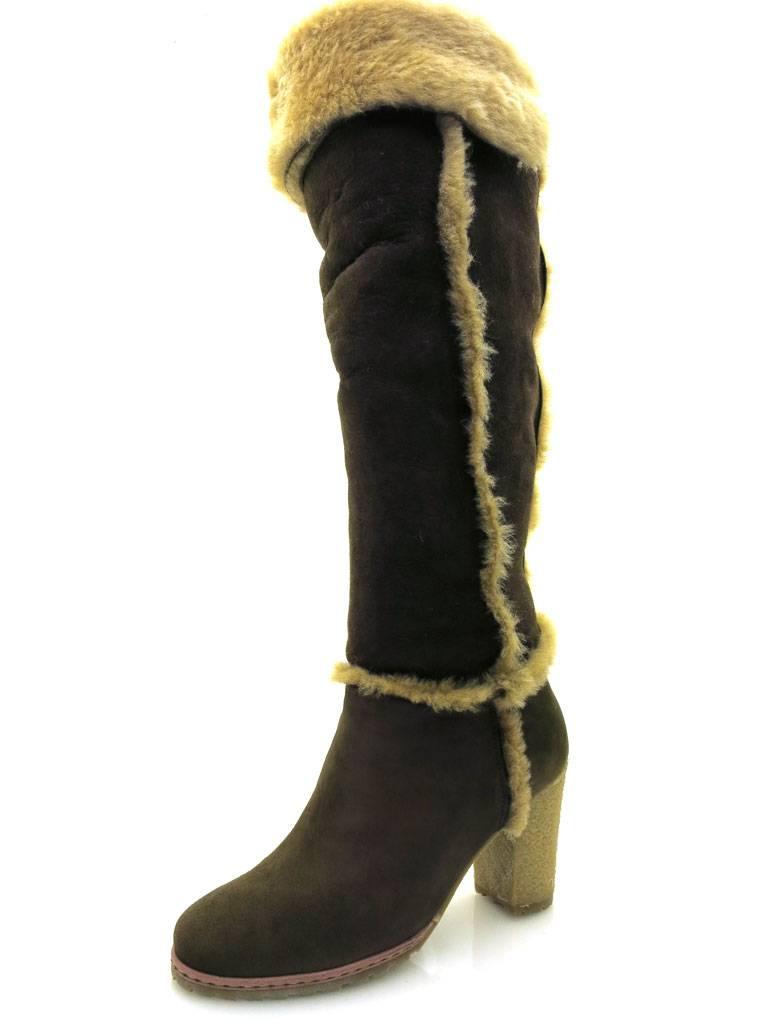 Giudecca,Bottes,Botte,fourree,Femmes,bottes,Chaussures,femme,