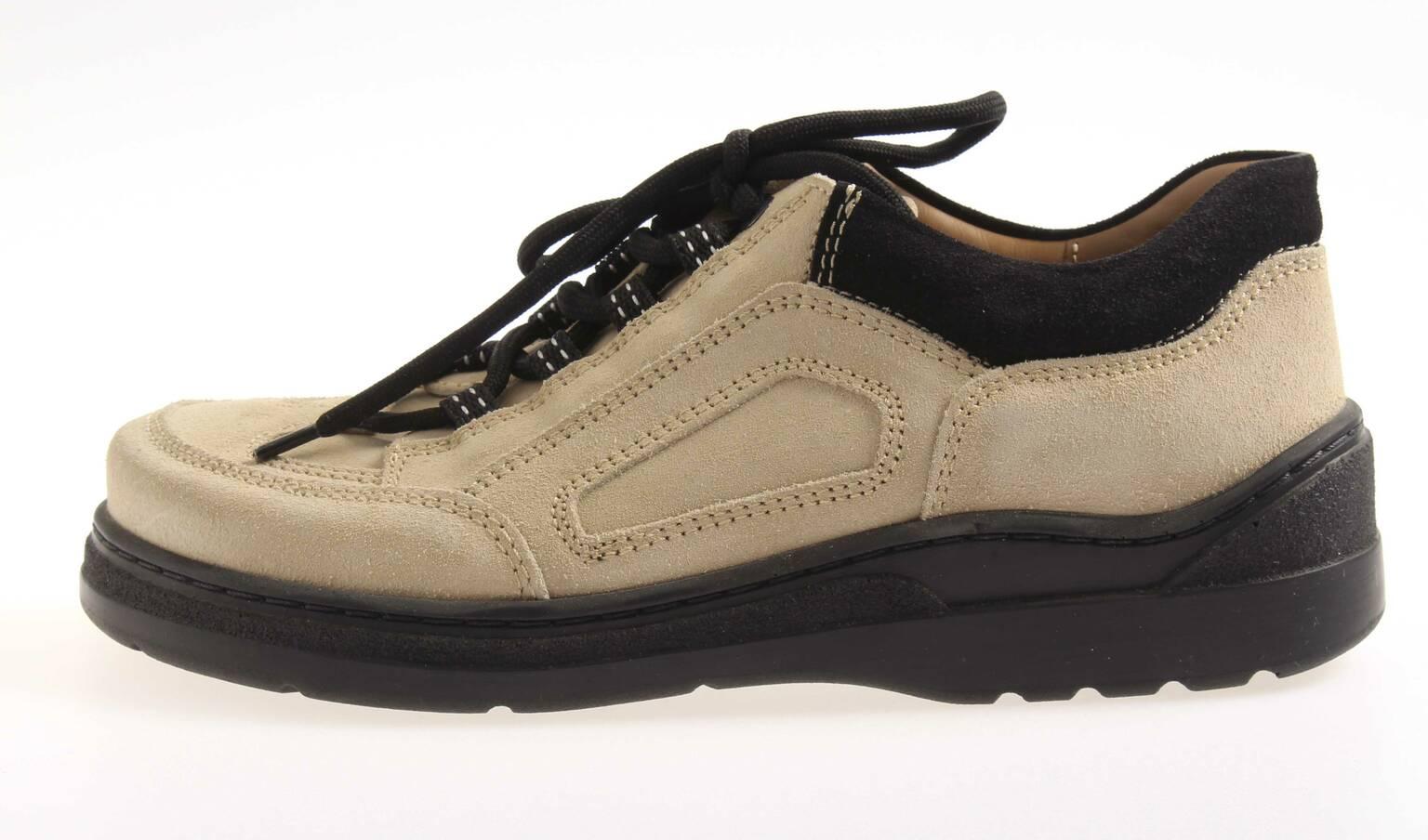 Footprints by Birkenstock Halbschuhe Bristol Leder normal Herren