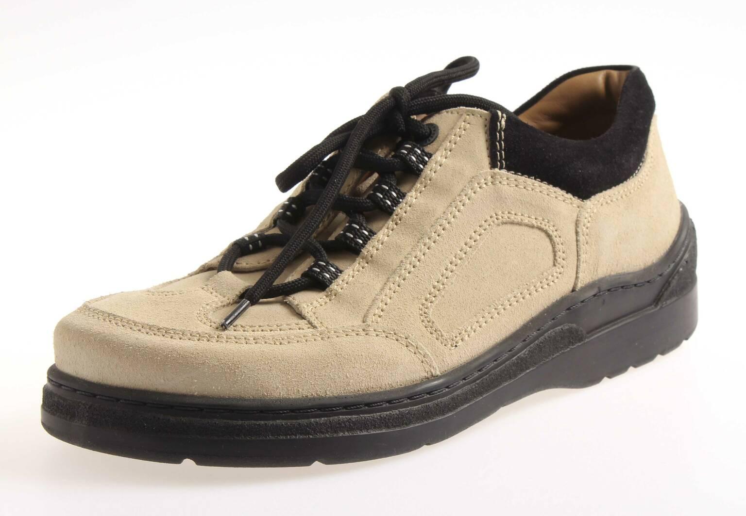 footprints by birkenstock halbschuhe bristol leder normal herren ebay. Black Bedroom Furniture Sets. Home Design Ideas