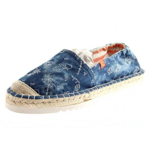 KimKay Espandrille aus Jeans 2118