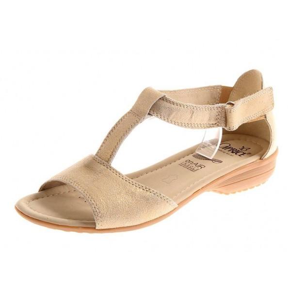 Caprice Sandale 9-28661-32 Light Gold