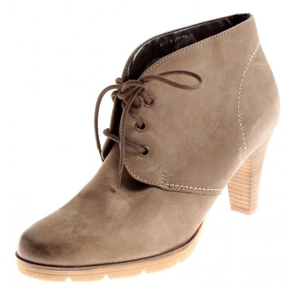 Isabelle Ankle Boot aus Nubukleder