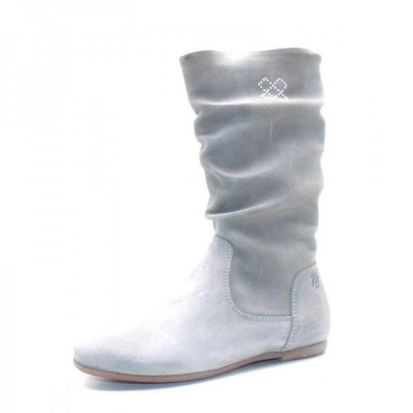 BLEUE - Stiefel -TB/G - Light GRey
