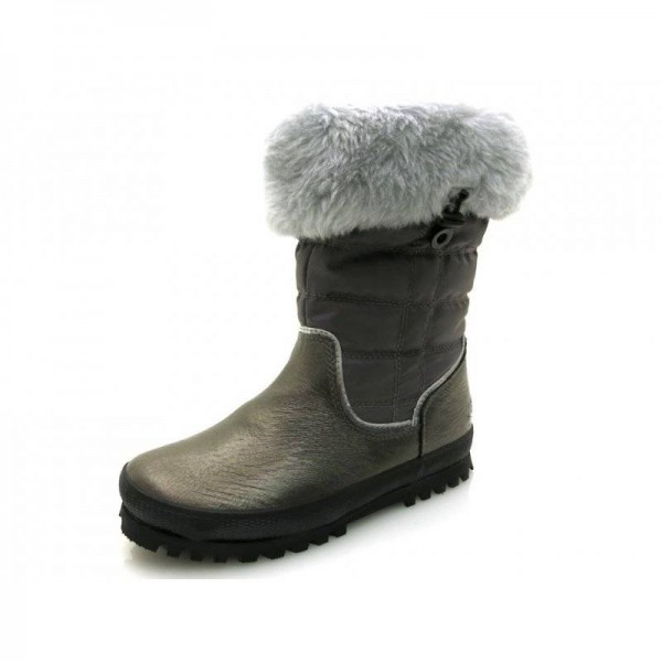 Diesel - Stiefel - Snowhill Charcoal Gray