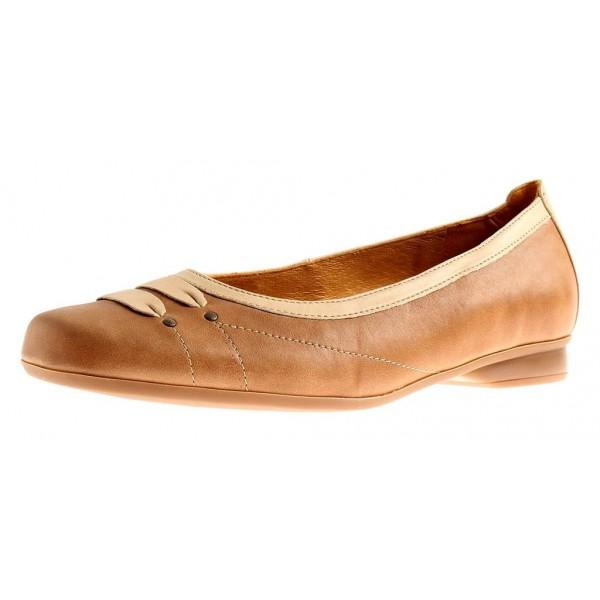 Therisia Muck Ballerina cognac