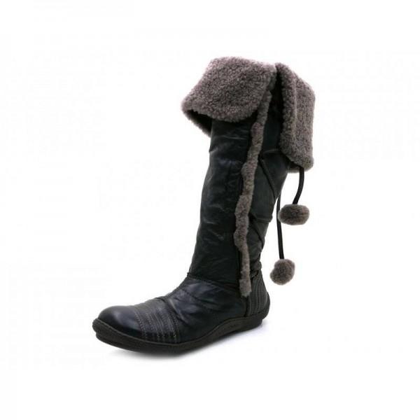 Pataugas - Stiefel - Pata-105 Grau