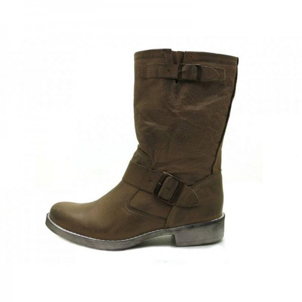 P.Franklin - Stiefelette - S1305-004 Taupe
