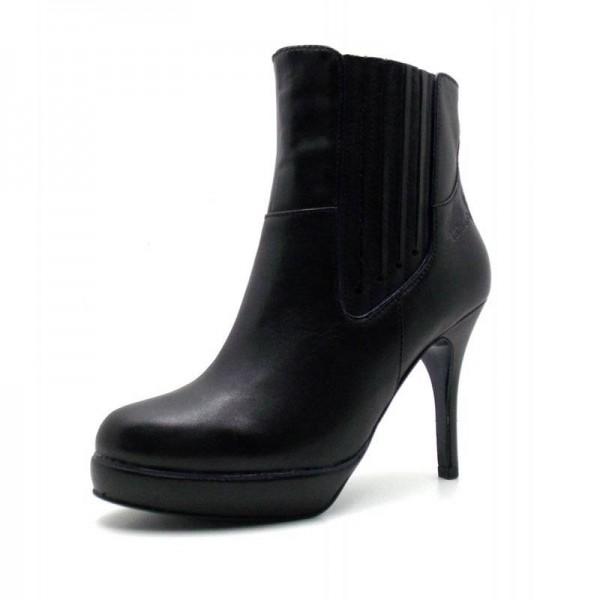 Tamaris - Stiefelette - 1-25072-39 Black/Royal