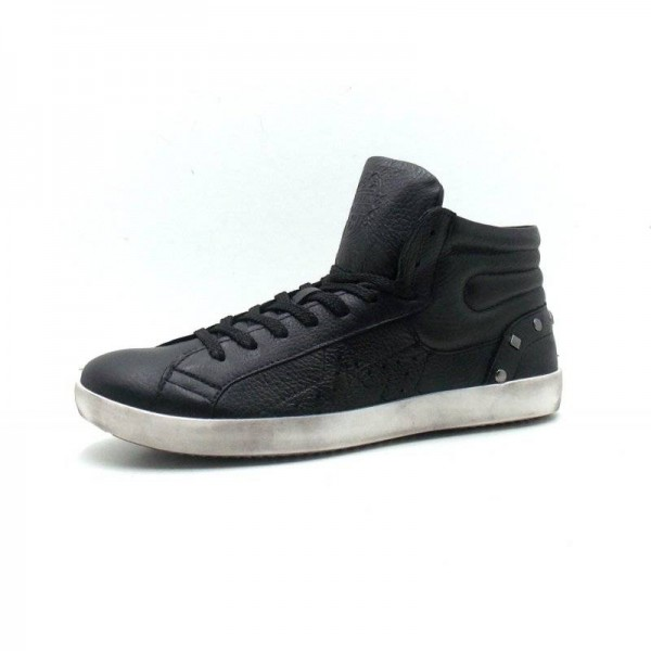 Vero Cuoio Italy - Sneaker - LO033-02 Schwarz