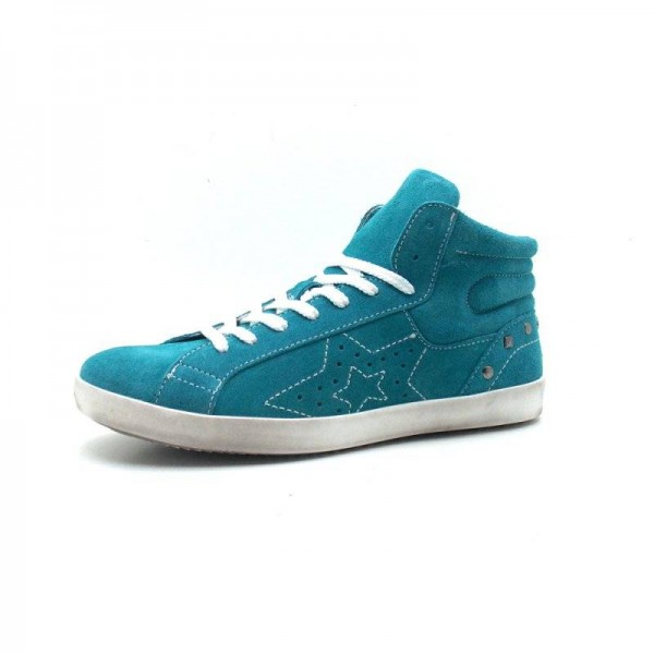 Vero Cuoio Italy - Sneaker - LO033-05 Blau
