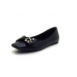 Via Uno - Ballerina - 10902206 Black