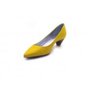 Via Uno - Pumps - 20867501 Yellow