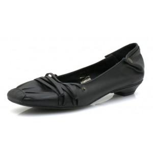 Isabelle F Lederballerinas 2125 schwarz
