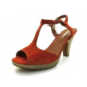 Isabelle - Sandalette - 3247 Orange