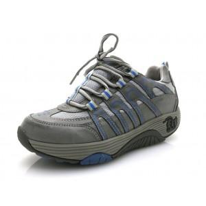 fit For Fun - Sneaker - 3837 Grau-Blau