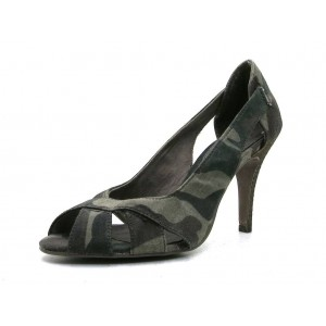 Tamaris - Pumps - 4083 Camouflage