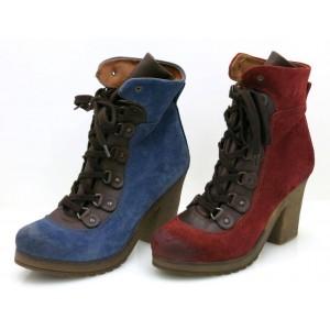 Isabelle Combat Boots