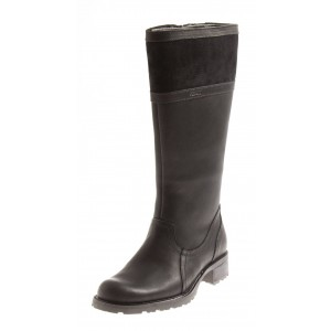 Sabago Winterstiefel Saranac High Black-37