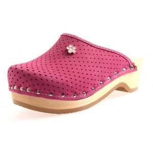 Berkemann Clogs Toeffler Kinder Pink