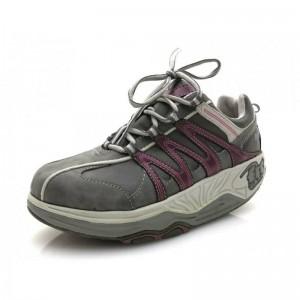 fit For Fun - Sneaker - 3672 Grau-Lila