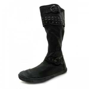 Pataugas - Stiefel - Pata-203 Black