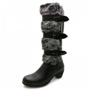 Queens - Stiefel - 1950700 Black