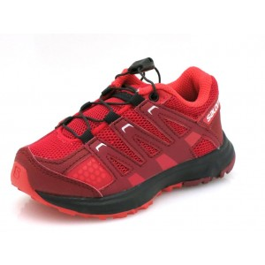 Salomon Kinderschuhe XR Mission rot