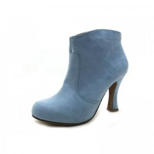 Tamaris - Stiefelette - 6724 Babyblau