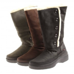 Mistral Stiefel Lady Button  23061