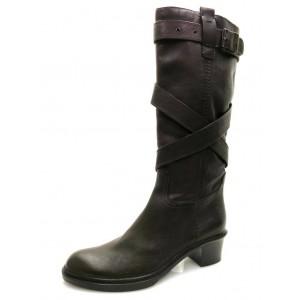 YKX & Co. Stiefel 2858 braun