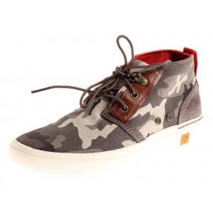 Timberland hoher Sneaker camo