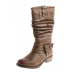 Indigo - Stiefel - 466434 Taupe EUR 37