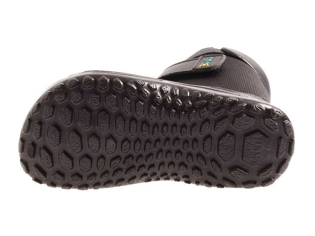 Birki s by Birkenstock Fun Boot Stiefel Kunstfell black Winterschuhe schmal