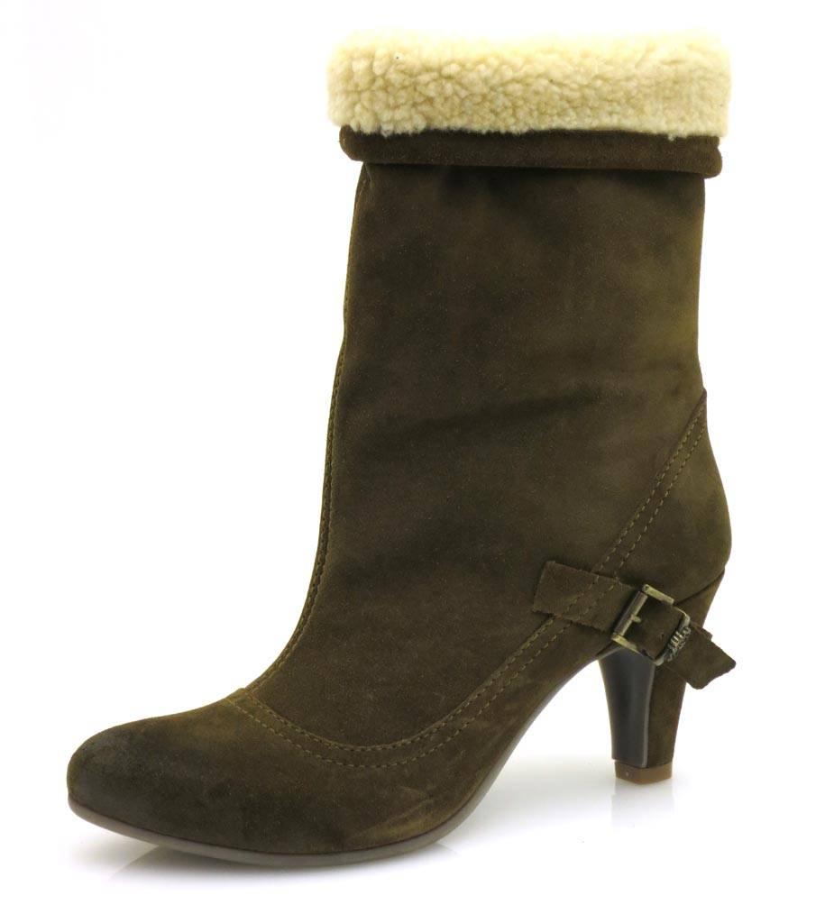 FORNARINA STIVALETTI PELLE PELLE PELLE Stivaletti pelle scarpe da donna Scarpe da donna PIFAN NUOVO 5c642a