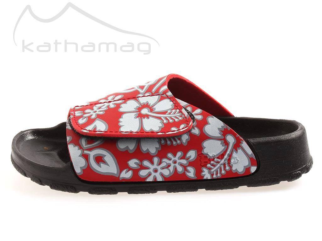 Birki's Samoa Pantolette Sandalen Schlappen Classic schmal mehrfarbig