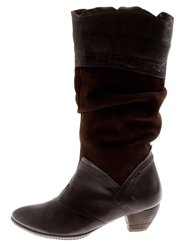 Think Klassische Stiefel Lederschuhe Damen Schuhe Leder 7-87197 Aha EU 37 aWsnq