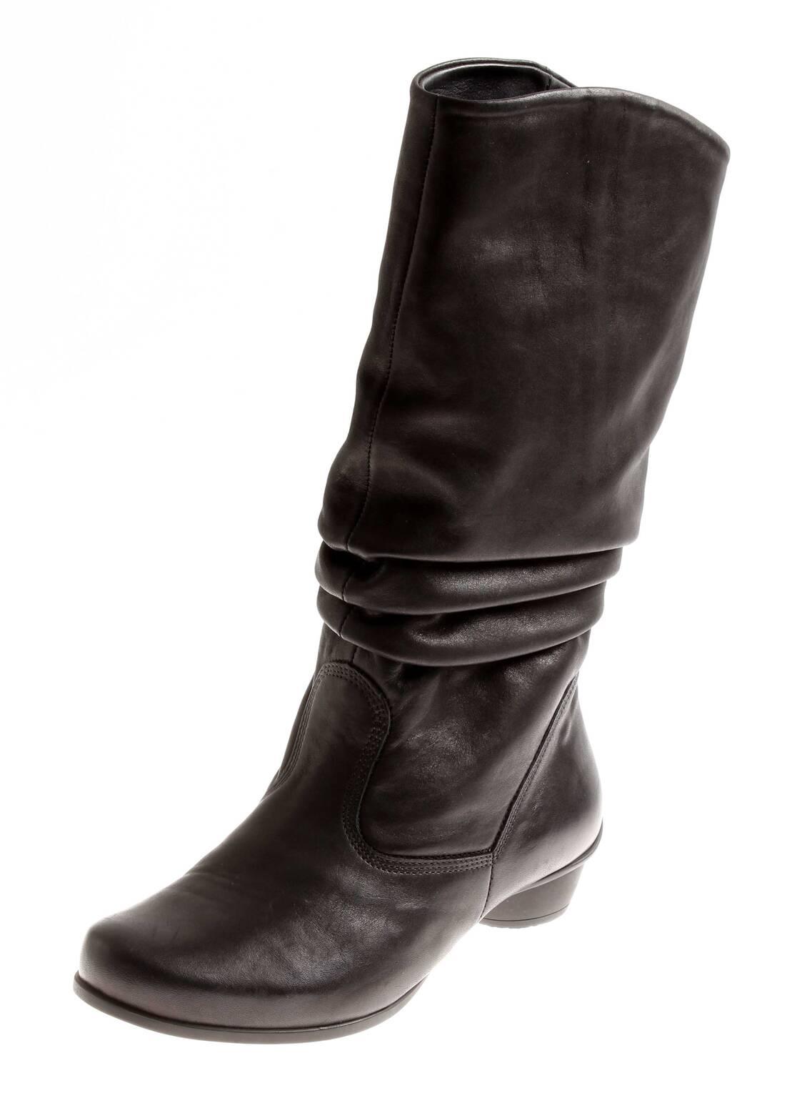 Think botas de de de invierno Zapatos de piel Lina zapatos para invierno cuero/cuero de búfalo 77d8dc