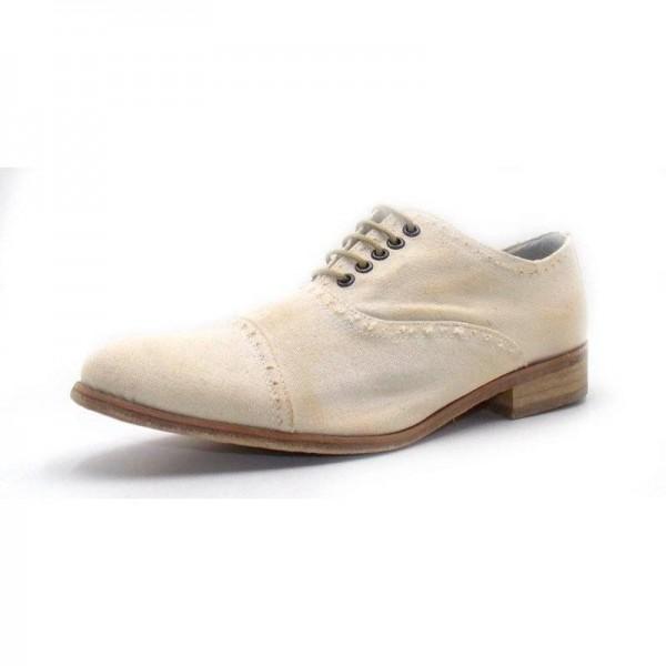 PRO Fasion - Business Schuhe - 9349AH White