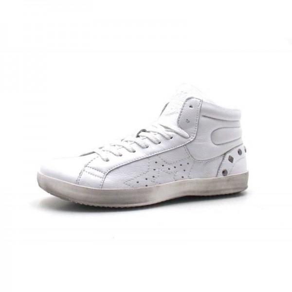 Vero Cuoio Italy - Sneaker - LO033-01 Weiß