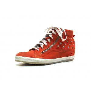 Isabelle - Keilsneaker - 6748 Orange