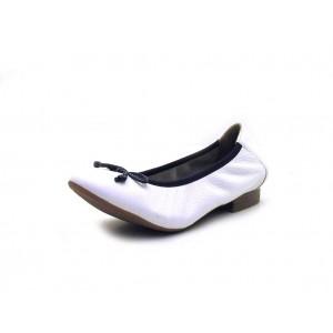 Caprice - Ballerina - 9-22156-22 White-Ocean