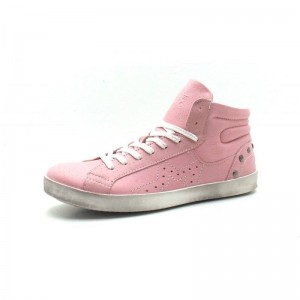 Vero Cuoio Italy - Sneaker - LO033-04 Rosa